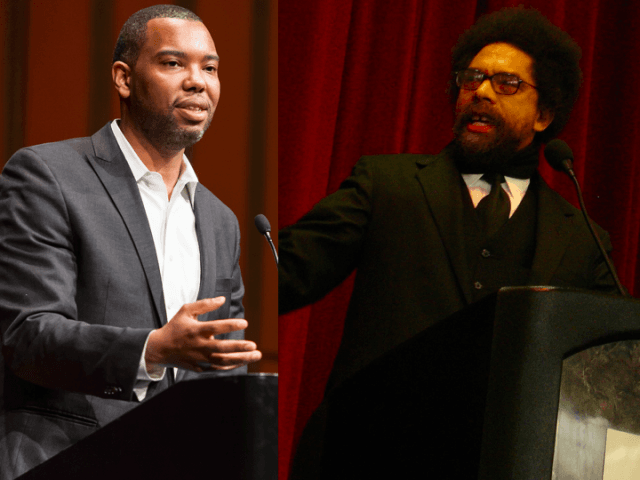 Ta-Nehisi Coates and Cornel West (Flickr / Creative Commons)