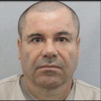A new jail photo of El Chapo.