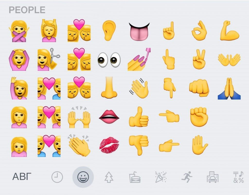 Gay Apple Emojis Investigated In Russia