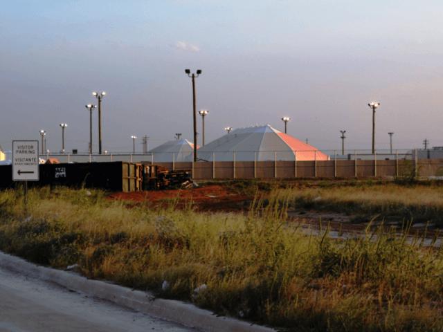 South Texas Family Residential Center - CCA (Photo: Breitbart Texas/Bob Price)