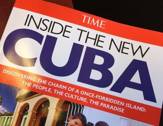 Time Cuba (Joel Pollak / Breitbart News)