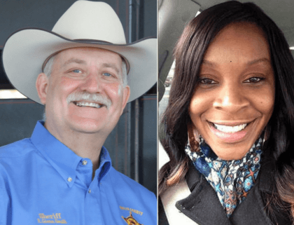 Waller Sheriff and Sandra Bland