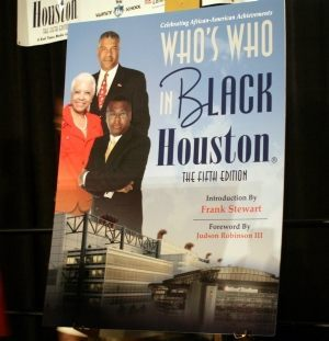Dr. Annette Cluff honored in 2011 on cover of Who's Who in Black Houston. (Photo: The Varnett School)