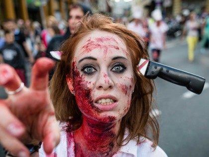 Zombie (Wojtek Radwanski / Getty)