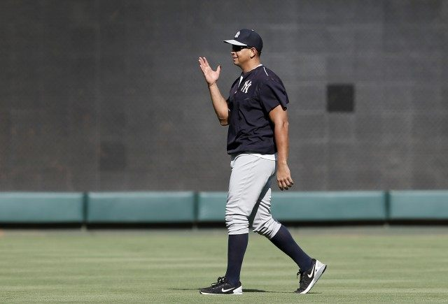 a rod takes pride at being 40 and still playing in majors