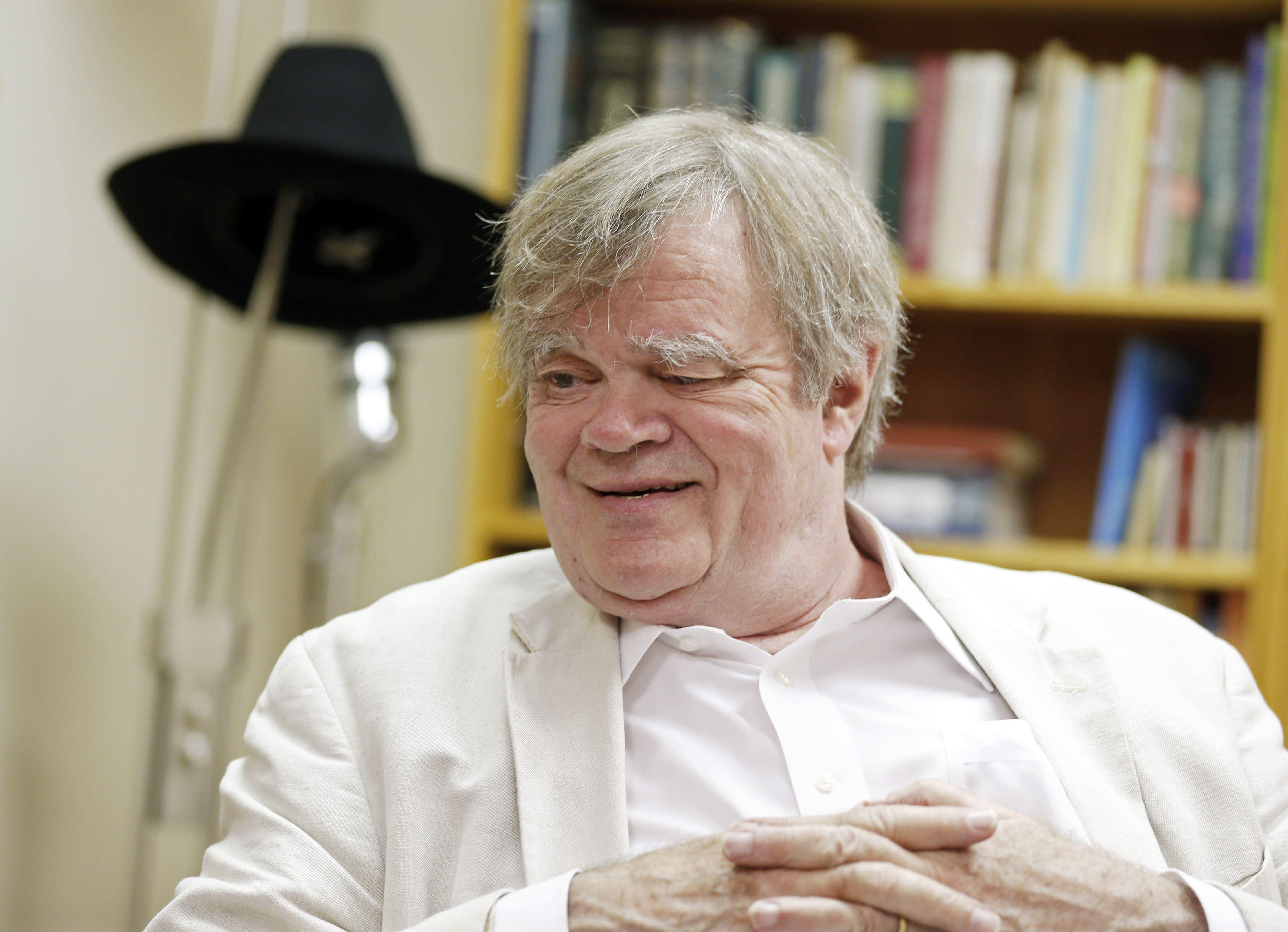 Garrison Keillor to Retire from Prairie Home panion