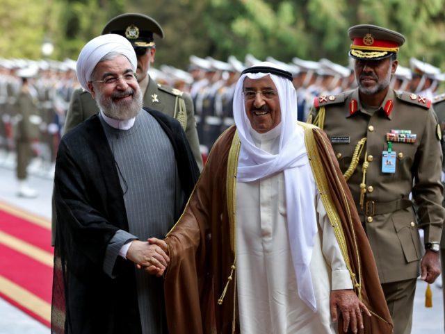 Hassan Rouhani, Sabah Al Ahmad Al Sabah