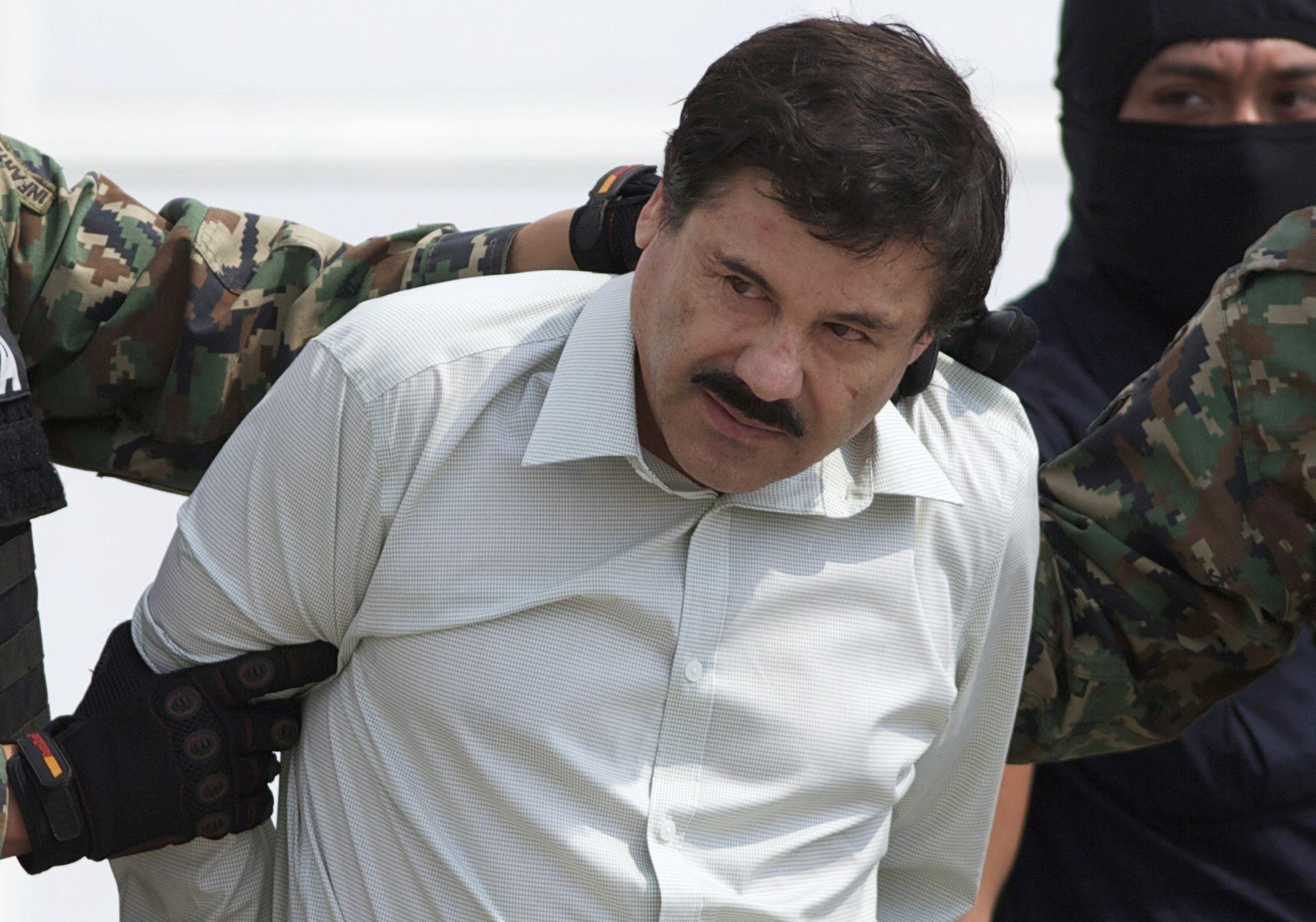 chapo el guzman wife drug lord joaquin birth mexican