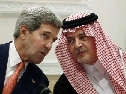 John Kerry, Saud al-Faisal