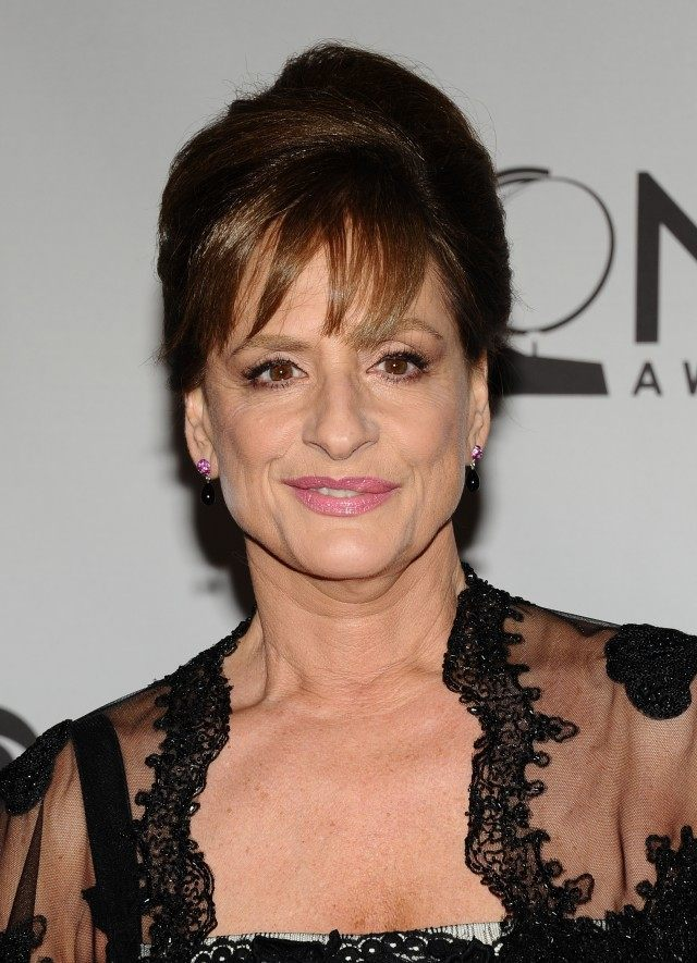 Patti LuPone talks about ringing phones and Broadway's ...
