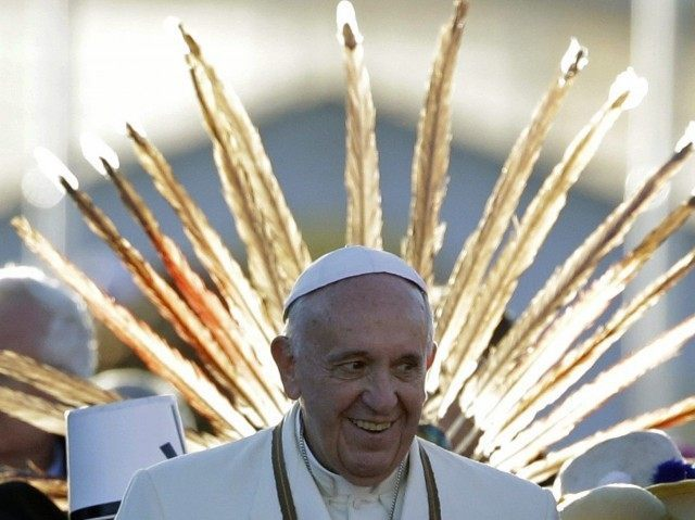 Open Borders Catholics Falsify Church Teaching?and Profit From It | Breitbart