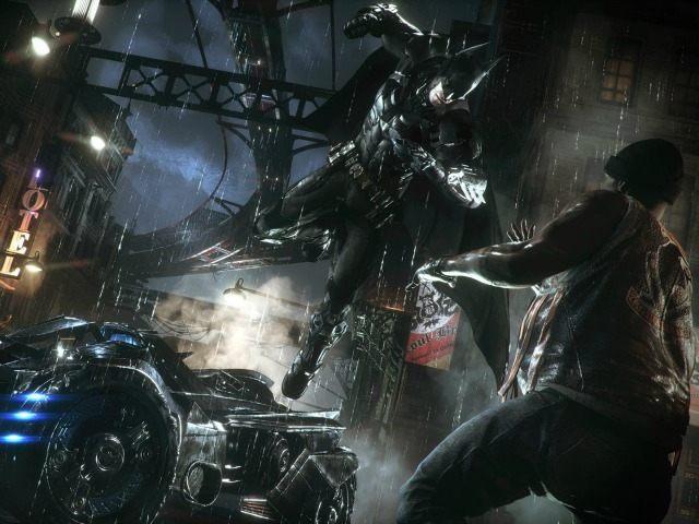Rocksteady Studios/Warner Bros. Interactive Entertainment
