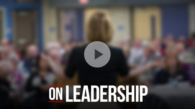 Carly Fiorina on leadership