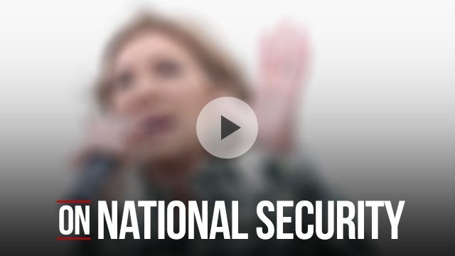 Carly Fiorina on national security