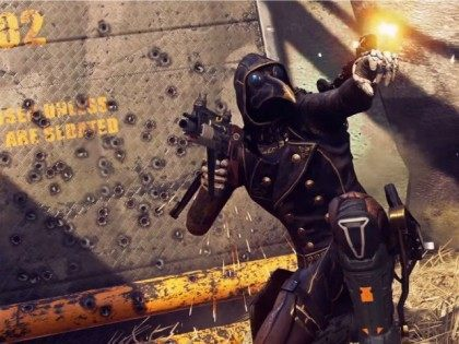 Sledgehammer Games/Activision