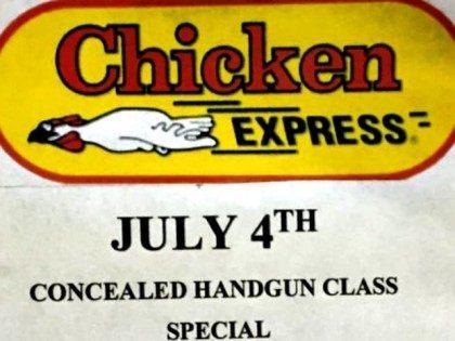 Facebook/Chicken Express