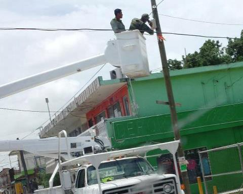 Authorities work to take down a surveillance network set up by the Gulf Cartel