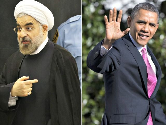 Rouhani and President Obama