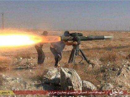Militant website via AP