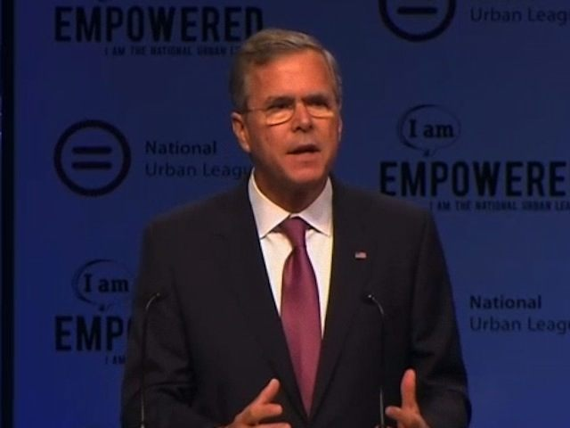 Jeb: Obama 'Speaking the Truth' on Racial Injustice