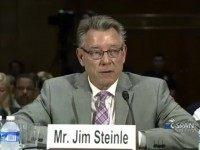 Tuesday at the Senate Judiciary Committee's hearing on immigration enforcement, Jim …