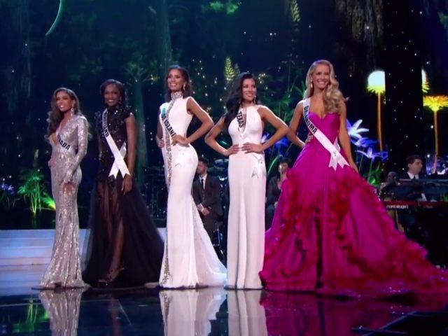 Miss USA/YouTube