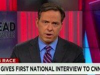 'Height of Elitism': Jake Tapper Rips Anti-Trump HuffPo, Daily News Headlines