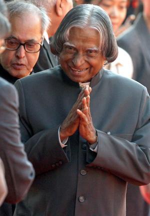 APJ Abdul Kalam, former president of India, dies at 83