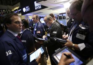 U.S., global markets fall modestly after Greek referendum
