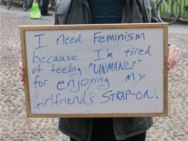Who Needs Feminism?/Tumblr