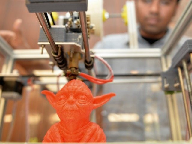 3D Printing (AFP / Getty)