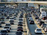 405 Traffic (Kevork Djansezian / Getty)