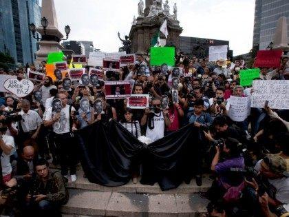 cartels' war on media