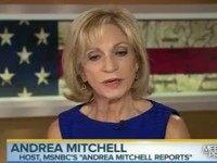 Andrea Mitchell: Trump Is 'Lighting Fires, Turning People Against People'