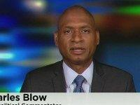 NY Times' Charles Blow: 'All of America Is Arrayed Against Black People'