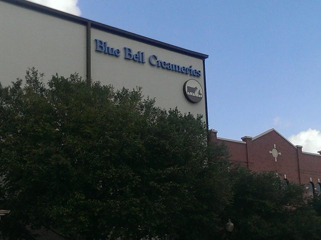 Blue Bell Headquarters Brenham