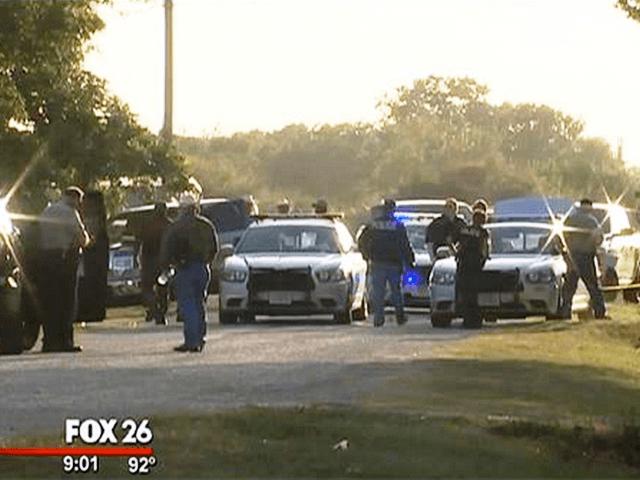 Brookshire police shooting