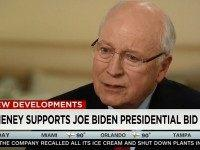 Cheney: I'd Love to See Biden Get in the Race