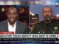 Watch: Sheriff Clarke Battles Marc Lamont Hill over 'Vile, Vulgar, Slimy' Black Live Matter Movement