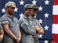 Coal miners (Justin Sullivan / Getty)
