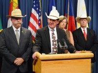 Texas Sheriffs Discuss Criminal Aliens and PEP