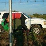 FLF Border Patrol Agents rescue female subject 2