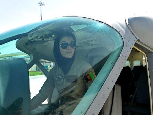 Afghan pilot