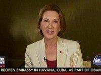 Fiorina: Get Tax Code 'Down To About 3 Pages' 'Lower Every Rate, And Close Every Loophole'