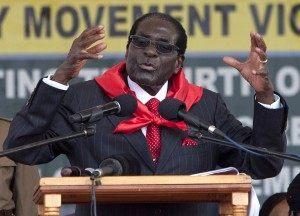 ZIMBABWE-POLITICS-MUGABE-ANNIVERSARY