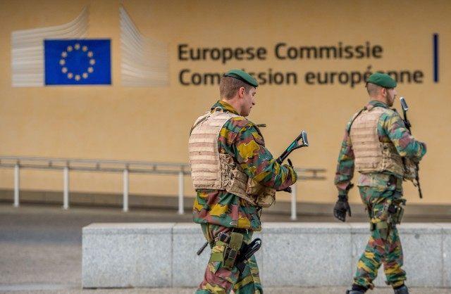 EU bureaucrats