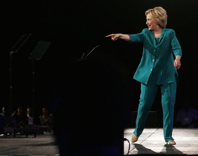 Hillary Clinton Addresses National Urban League Conference
