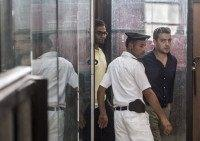 EGYPT-MEDIA-JAZEERA-TRIAL