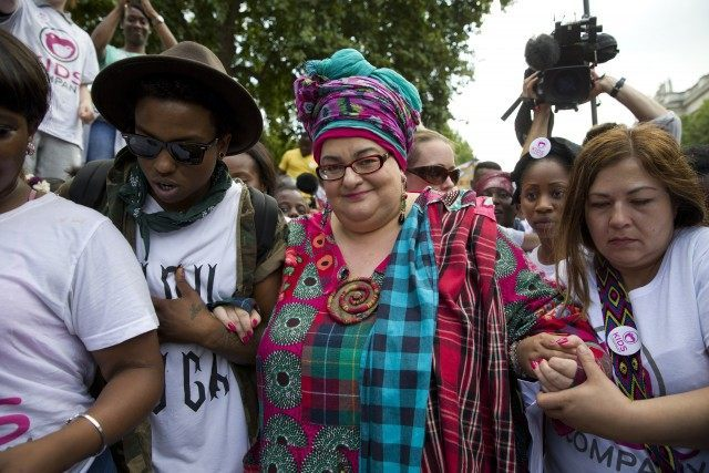 Camila Batmanghelidjh of Kids Company
