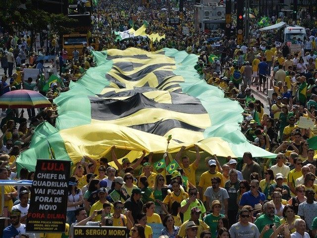BRAZIL-ROUSSEFF-PROTEST